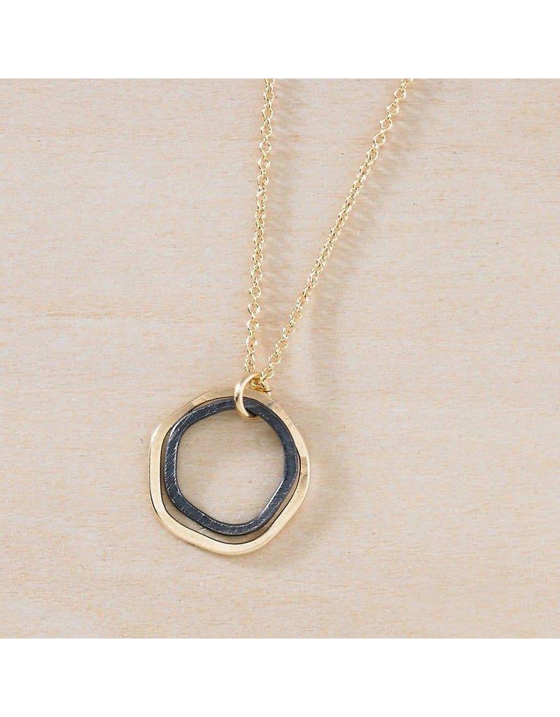 """Freshie & Zero 18"""" Mixed Mini Caldera Necklace"""