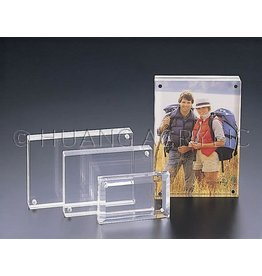 2.5 x 3.5 Magnetic Acrylic Frame