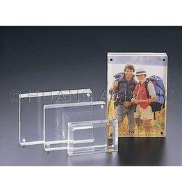 4 x 6 Magnetic Acrylic Frame