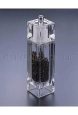 Acrylic Salt & Pepper Mill Combo