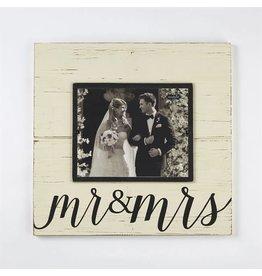 Mr. & Mrs. Deluxe Frame 8x10