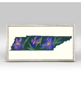 Greenbox Art Tennessee State Flower Mini Canvas