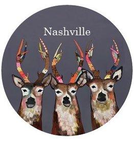 """Designer Deer """"Nashville"""" Ornament"""