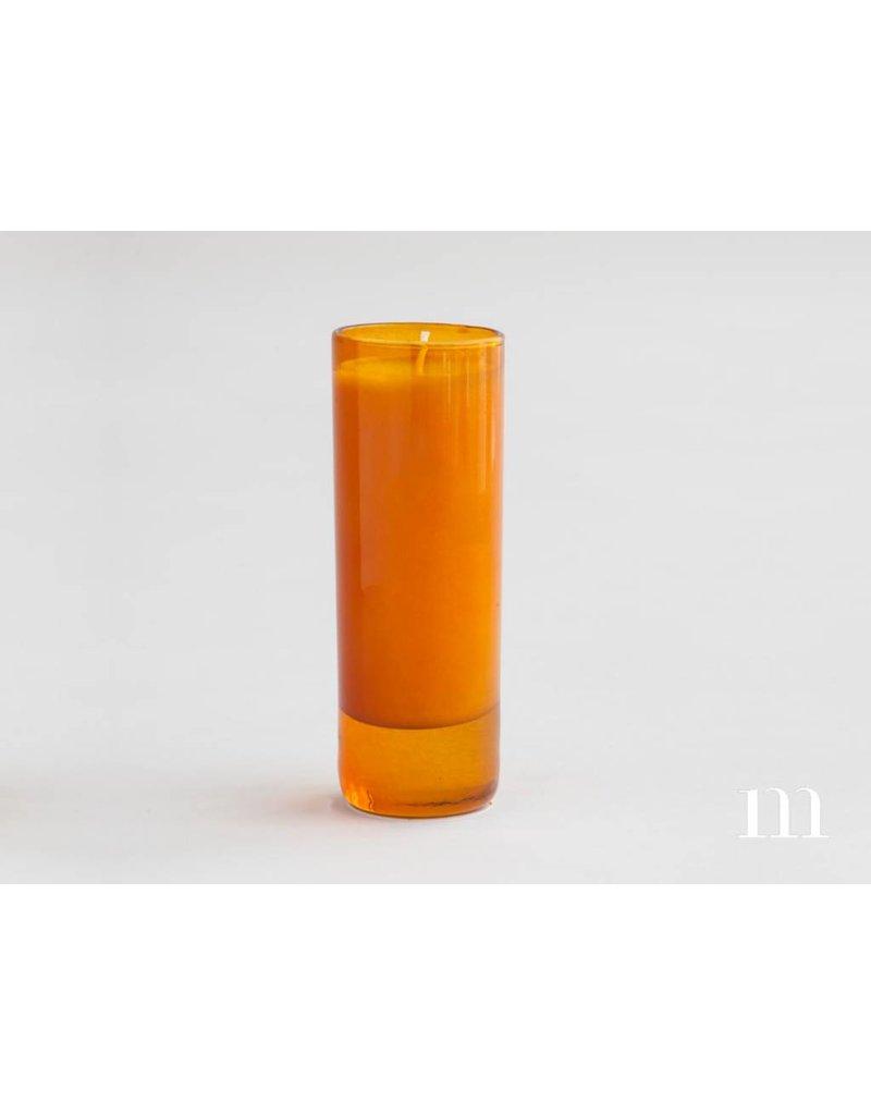 Mixture Candles 2oz Classic Votive, Orange, Pumpkin Spice