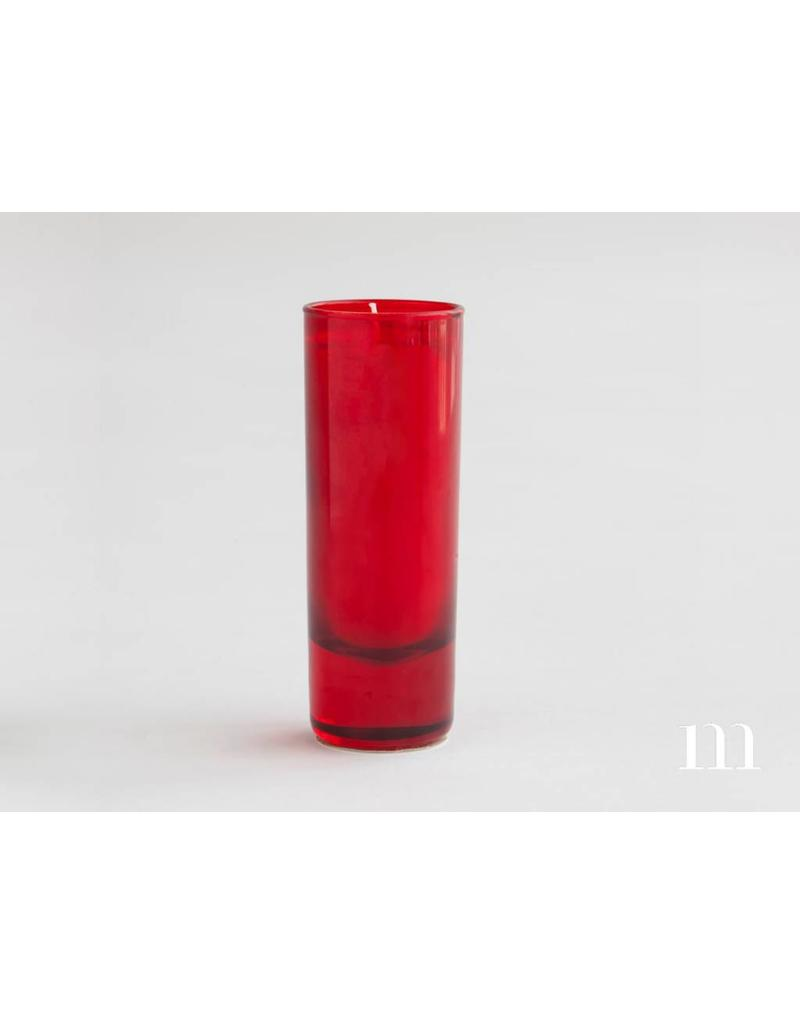 Mixture Candles 2oz Classic Votive, Red, Holiday Festival