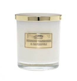 DW Home Candles Brushed Cashmere & Patchouli Large Double Wick
