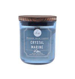 DW Home Candles Crystal Marine Wooden Wick