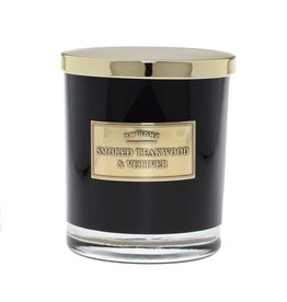 DW Home Candles Smoked Teakwood & Vetiver Large Double Wick