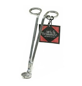 Wickman Stainless Steel Silver Wick Trimmer