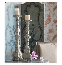 """A&B Home 7x7x27.5"""" Candle Holder"""