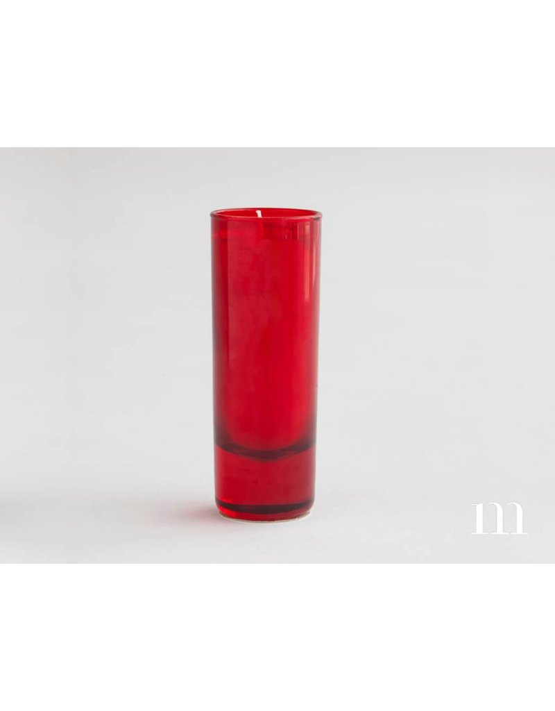 Mixture Candles 2oz Classic Votive, Red, Holiday Seduction