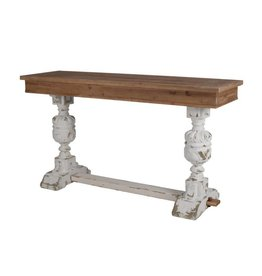 A&B Home Alcott Console Table