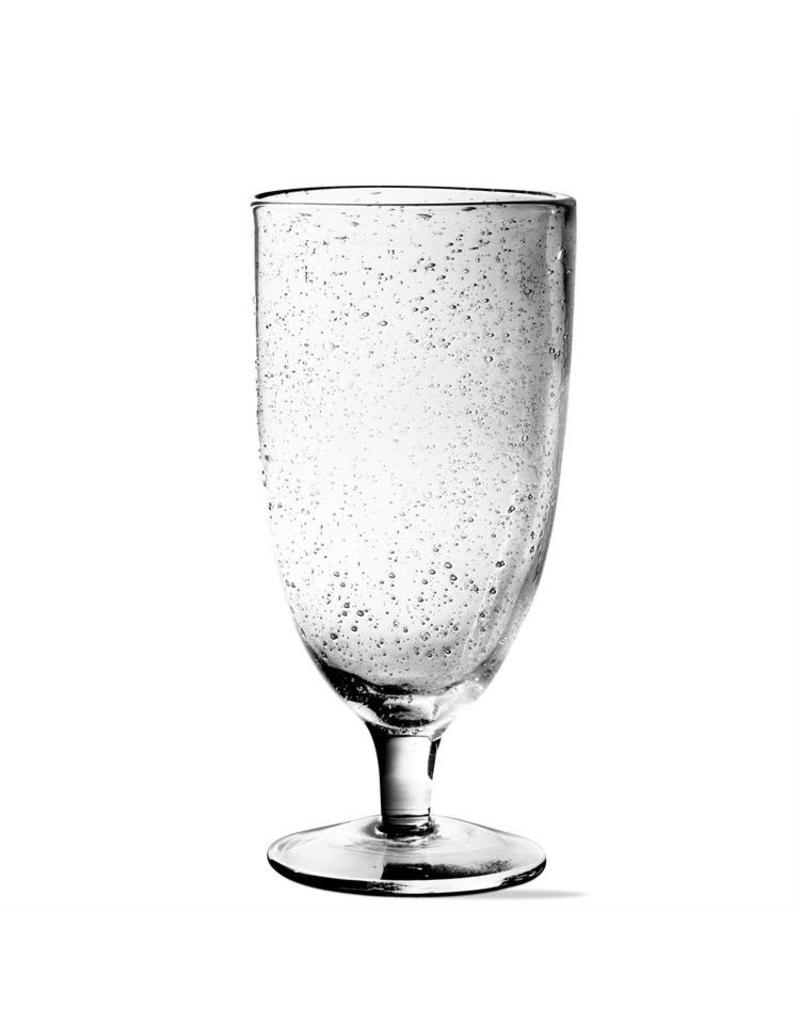 Tag Ltd Bubble Glass Tall Goblet