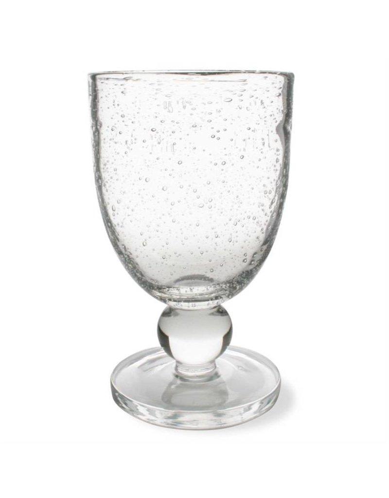 Tag Ltd Bubble Glass Goblet