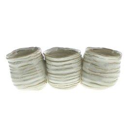 HomArt Bower Cluster Triple Vase Small