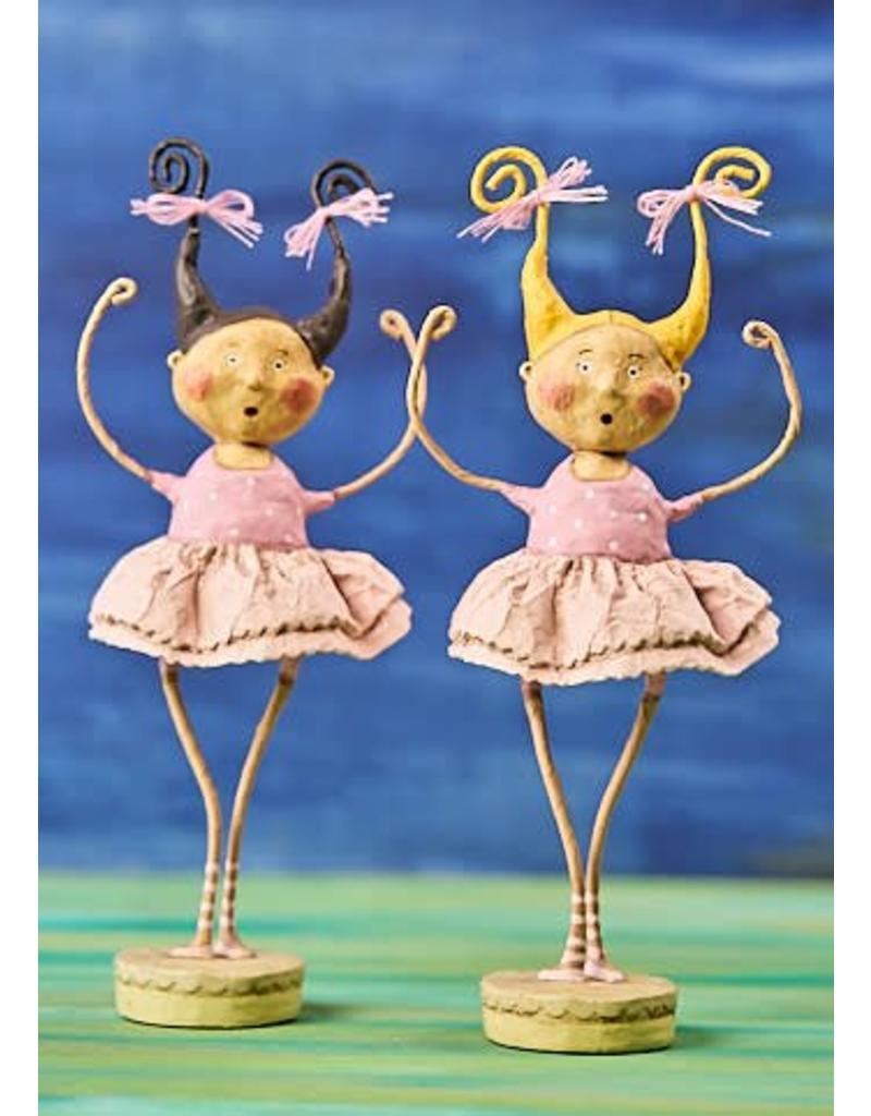 "ESC & Company ""Bella Ballerina"" Brunette Figurine"