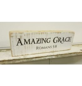 Revelation Culture Amazing Grace Whitewash Block