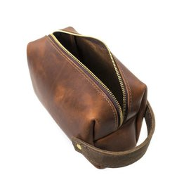 Rustico High Line Leather Pouch Saddle