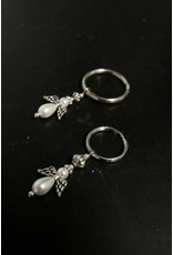 Angel Keychain Small Ring