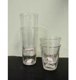 Tag Ltd TALL BUBBLE STACKING GLASS