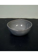 "Alex Marshall Pottery 6"" Classic Bowl Blue Grey"