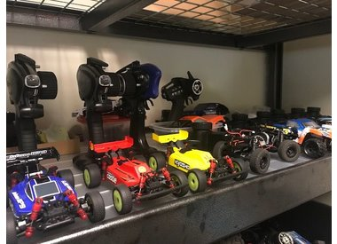 R/C PARTY PACKAGE