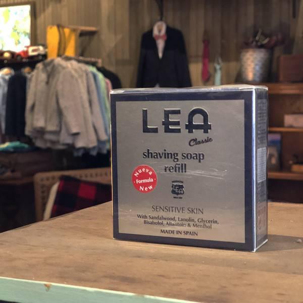 Permabrands LEA Classic Shaving Soap Refill