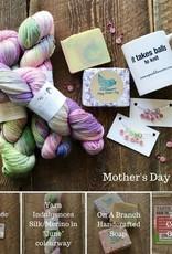 Spun Fibre Mothers Day Box