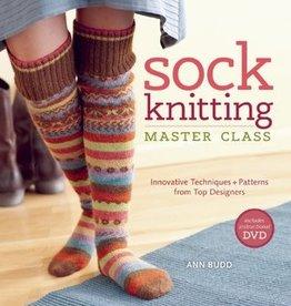 Sock Knitting Master Class by Ann Budd
