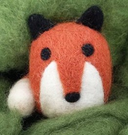 Class Needle Felting Fox