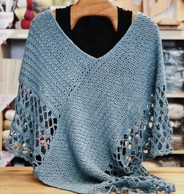 Class Crochet: Luma Poncho, June 16th and 23rd, 10 - 12am