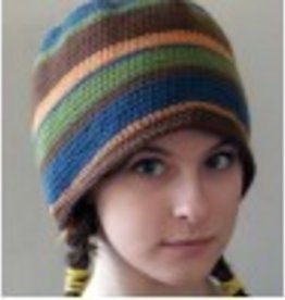 Pattern PDF Crochet Basic Hat