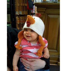 Pattern PDF Little Chicken Hat