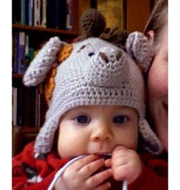 Pattern PDF Little Giraffe Hat