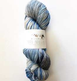 Yarn Indulgences Zed Luxe Sock, WINTER in Bronte Village