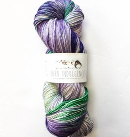 Yarn Indulgences Zed Luxe Sock, SUMMER in Bronte Village