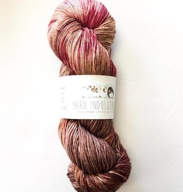 Yarn Indulgences Zed Luxe Sock, SPRING in Bronte Village