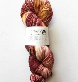 Yarn Indulgences Zed Luxe Sock, FALL in Bronte Village