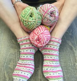 Regia Cotton Tutti-Frutti Sock Yarn