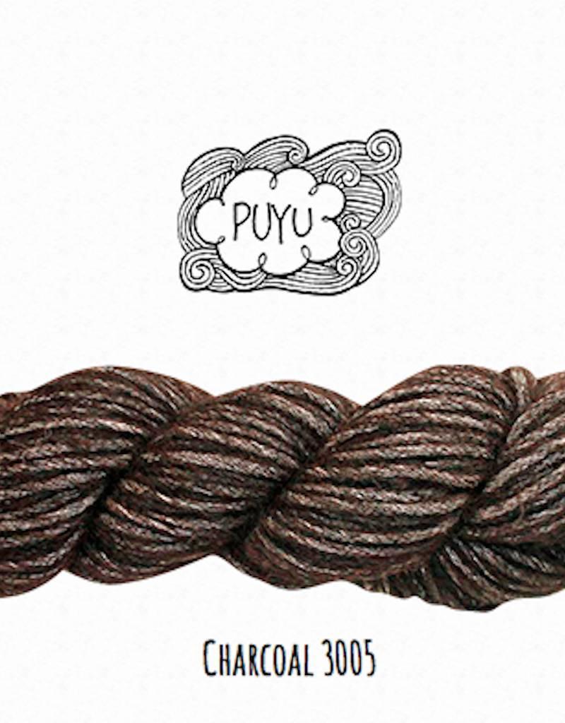 Amano Puyu - Baby Alpaca & Silk