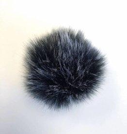 Pom pom Faux Fur - Badger