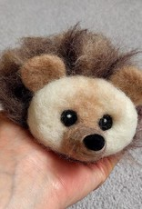 Class Needle Felting Hedgehog