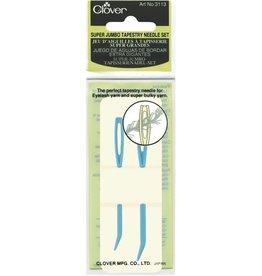 Clover Jumbo Bent Tip Tapestry Needle