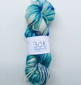 3 Dog Knits Sock - Merino/Cashmere/Nylon
