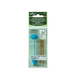 Clover Jumbo Darning Needle Set - Jumbo