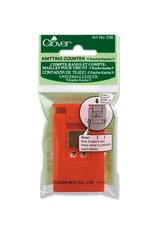 Clover Hand-held Kacha Kacha, counter for stitches or rows