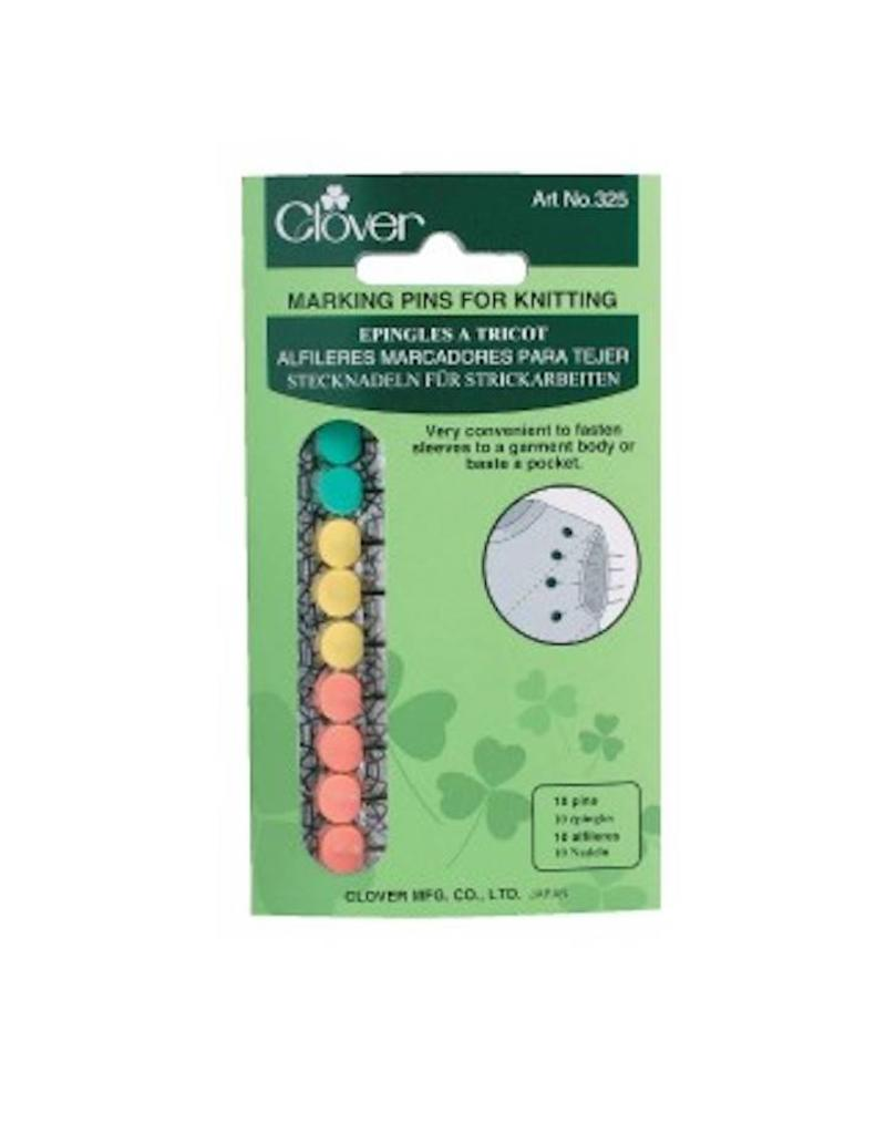 Clover Marking Pins, 10 pins per pkg.
