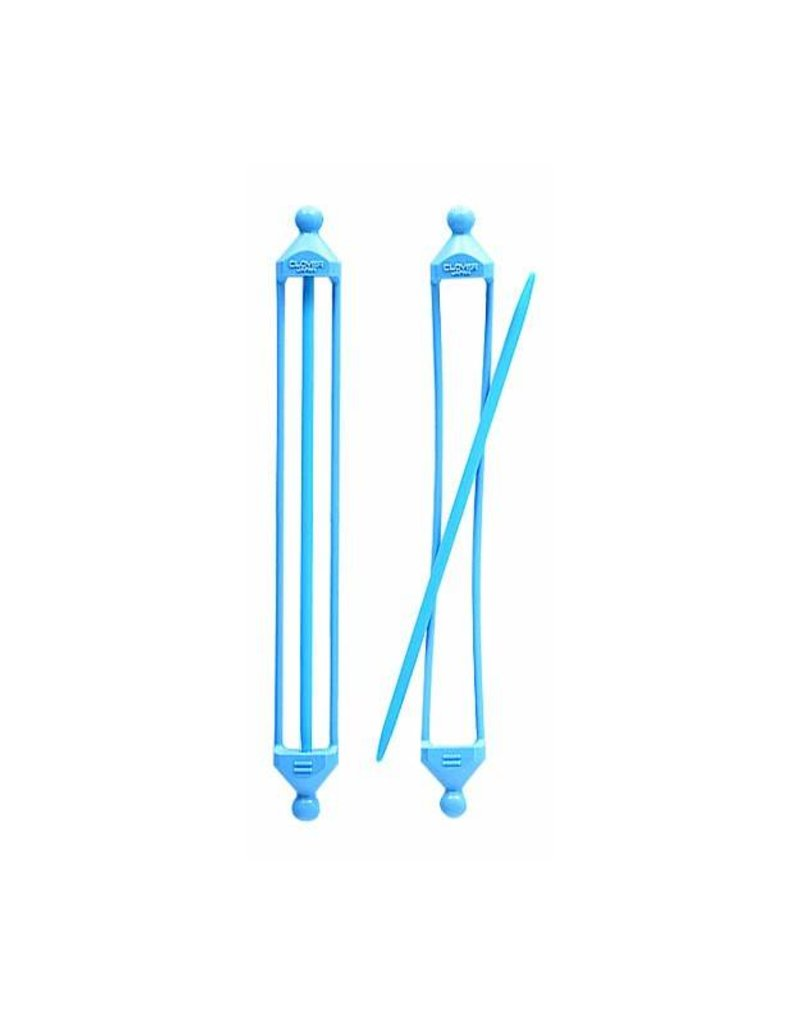 Clover Stitch Holders - Small, 2 x 2.75-4mm, double ended,