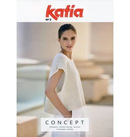 Katia Pattern Book, Katia Concept, No. 3 (Spring/Summer 2017)