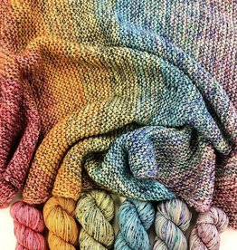 Rhichard Devrieze Rhichard's Rhainbow Baby Blanket Kit - Peppino